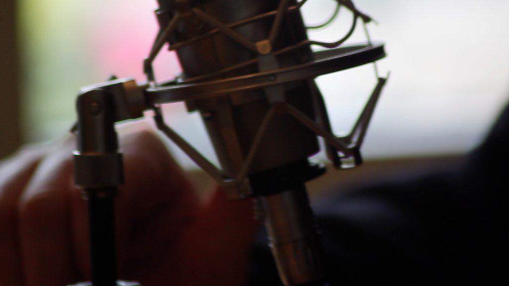 podcaster mic