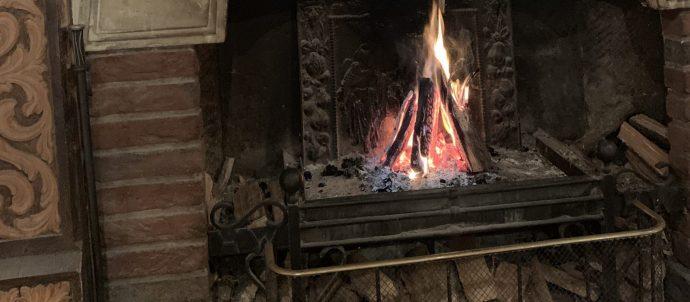fireplace dutch slowdown
