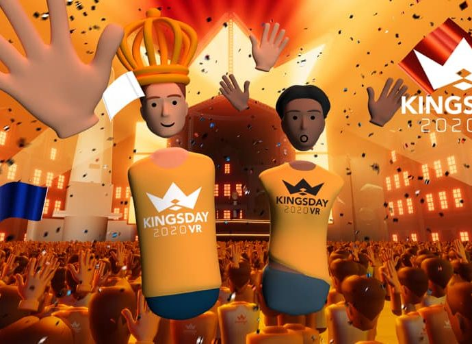 VR kings day