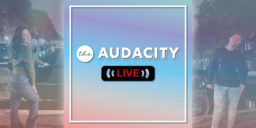 Cover Photo The Audacity LIVE!