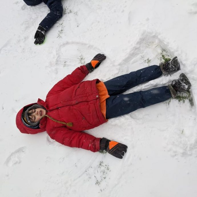snow dd alexis